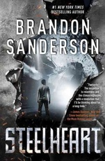 THE RECKONERS BOOK 01 (EXP) STEELHEART (ENGLISH)