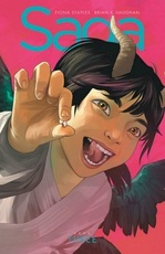 SAGA BOOK THREE(ENGLISH)