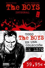 The Boys Integral vol.1