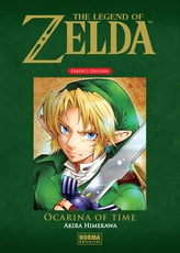 THE LEGEND OF ZELDA PERFECT EDITION. OCARINA OF TIME