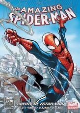 AMAZING SPIDER-MAN 01: SUERTE DE ESTAR VIVO