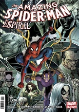 AMAZING SPIDER-MAN 06: ESPIRAL