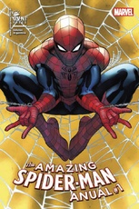 AMAZING SPIDERMAN ANUAL 01 (R)