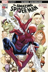 AMAZING SPIDERMAN LEGACY 06