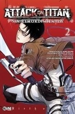 ATTACK ON TITAN: SIN REMORDIMIENTOS 02