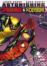 ASTONISHING SPIDERMAN & WOLVERINE 01