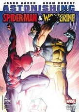 ASTONISHING SPIDERMAN & WOLVERINE 02