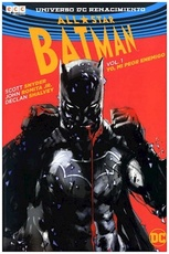 ALL STAR BATMAN VOL. 01: YO, MI PEOR ENEMIGO