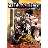ATTACK ON TITAN 08