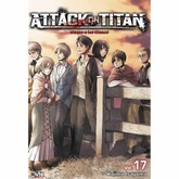 ATTACK ON TITAN 17