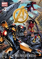 AVENGERS MARVEL NOW 02