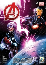 AVENGERS MARVEL NOW 03