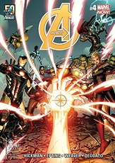 AVENGERS MARVEL NOW 04