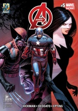 AVENGERS MARVEL NOW 05