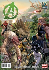 AVENGERS MARVEL NOW 06