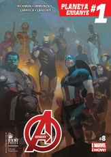 AVENGERS MARVEL NOW 08