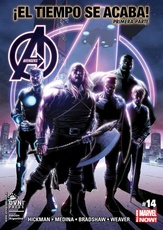 AVENGERS MARVEL NOW 14