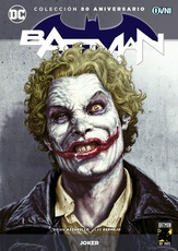 COLECCION BATMAN 80 ANIVERSARIO 08: JOKER