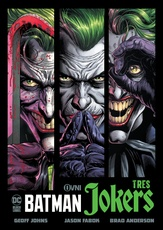 BATMAN TRES JOKERS