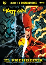 BATMAN FLASH: EL PRENDEDOR