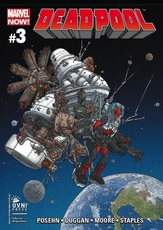 DEADPOOL MARVEL NOW 03