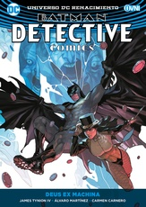 BATMAN DETECTIVE COMICS VOL. 04: DEUX EX MACHINA
