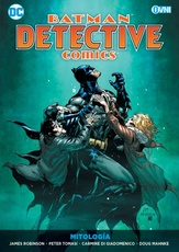BATMAN DETECTIVE COMICS VOL. 07 MITOLOGIA (ULTIMO TOMO)