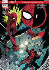 SPIDERMAN + DEADPOOL (LEGACY) 01