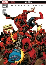 SPIDERMAN + DEADPOOL (LEGACY) 03