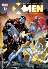 EXTRAORDINARIOS X-MEN 06 (R)