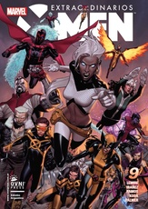 EXTRAORDINARIOS X-MEN 09 (R)