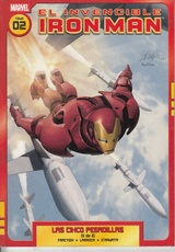 EL INVENCIBLE IRON MAN 02