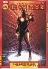 EL INVENCIBLE IRON MAN 05