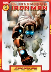 EL INVENCIBLE IRON MAN 12