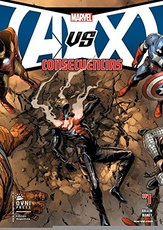AVENGERS VS X MEN - CONSECUENCIAS 01