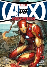 AVENGERS VS X MEN - CONSECUENCIAS 03