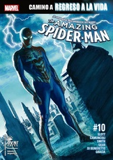 AMAZING SPIDERMAN 10  (R)