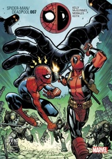 SPIDERMAN + DEADPOOL 07 (R)