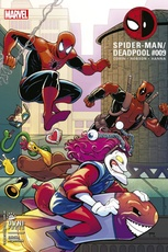 SPIDERMAN + DEADPOOL 09 (R)