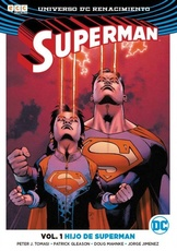 SUPERMAN VOL. 01: HIJO DE SUPERMAN