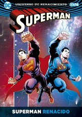 SUPERMAN VOL. 03: SUPERMAN RENACIDO