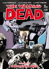THE WALKING DEAD TOMO 13