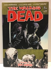THE WALKING DEAD TOMO 14