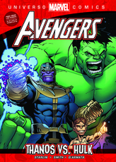 UNIVERSO MARVEL 04: THANOS VS HULK