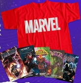 PACK MARVEL NAVIDEÑO