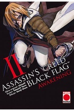 ASSASSIN'S CREED BLACK FLAG 02: AWAKENING