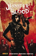 JENNIFER BLOOD 01 (CULT COMICS)