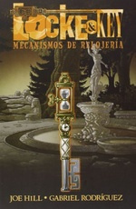 LOCKE AND KEY 05. MECANISMOS DE RELOJERIA (CULT COMICS)