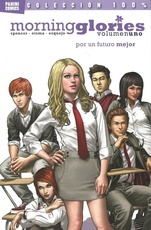 MORNING GLORIES 01. POR UN FUTURO MEJOR (CULT COMICS)