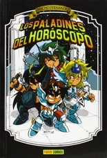 LOS PALADINES DEL HOROSCOPO (COMIC)